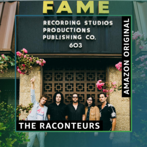 The Raconteurs Unveil Two Amazon Original Recordings & Behind-the-Scenes Footage