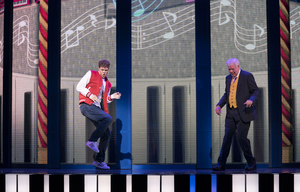 BWW Review: BIG THE MUSICAL, Dominion Theatre