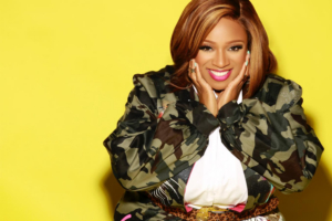 Kierra Sheard To Perform With Chance The Rapper on Jimmy Kimmel Live! Tonight