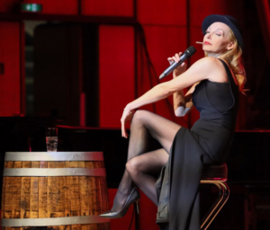 RENDEZVOUS WITH MARLENE Begins Performances Tonight