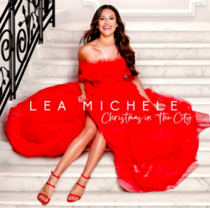 Jonathan Groff, Darren Criss, andCynthia Erivo to be Featured on Lea Michele's First Christmas Album