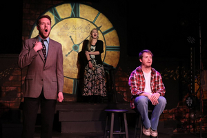 BWW Review: TICK, TICK BOOM!  at Roxy's Downtown, Actions Speak Louder Than... Words!