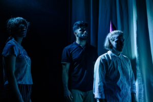 BWW Review: CONSPIRACY, New Diorama Theatre
