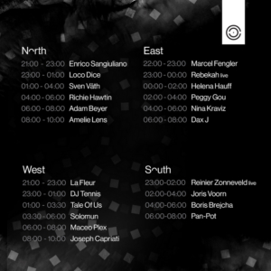 Awakenings and Time Warp Present CONNECT