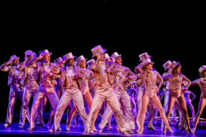 Theatre Under The Stars Cancels Tonight's Performance of A CHORUS LINE Due to Weather