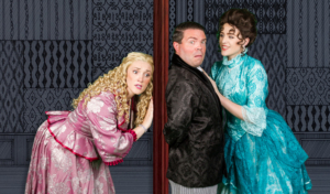 South Bay Musical Theatre Presents A GENTLEMAN'S GUIDE TO LOVE AND MURDER