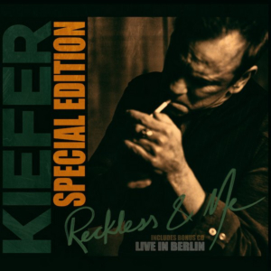 Kiefer Sutherland Announces Special Edition of 'Reckless & Me'