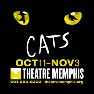CATS Comes to Theatre Memphis