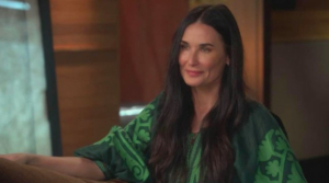 Diane Sawyer to Hold First Television Interview with Demi Moore