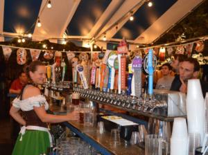 ZEPPELIN HALL in Jersey City Presents Oktoberfest Celebration 9/27 to 10/19