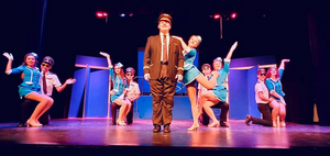 BWW Review: CATCH ME IF YOU CAN is a Grab Bag Delight at Bellevue Little Theatre