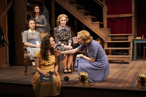 BWW Review: Finely Written, Creatively Directed, Well-Acted, Funny, INTO THE BREECHES! at CPH