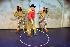 BWW Interview: Michael Santora of THE WILL ROGERS FOLLIES at Dutch Apple Dinner Theatre