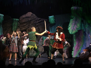 BWW Review: PETER PAN 2 - THE REVENGE OF CAPTAIN HOOK at Intiman