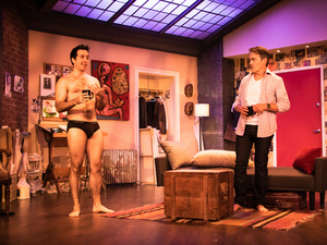 BWW Review: A Powerful & Poignant MR. PARKER at Penguin Rep Theatre