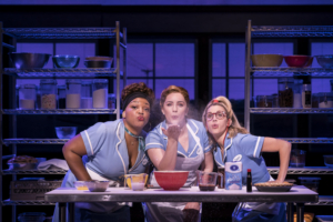 WAITRESS Extends Its West End Run To 28 March 2020