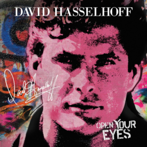 David Hasselhoff Shares Second Single From Upcoming Album