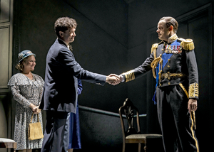 BWW Review: THE KING'S SPEECH at Chicago Shakespeare Theater