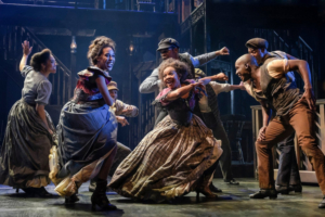 PARADISE SQUARE Earns More TBA Award Nominations Than Any New Musical; Full List!