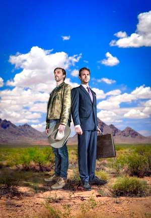 BWW Review: BLOOD AND WATER at Aux Dog Theatre