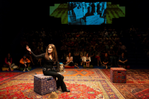 BWW Review: GLORIA: A LIFE at McCarter with Mary McDonnell