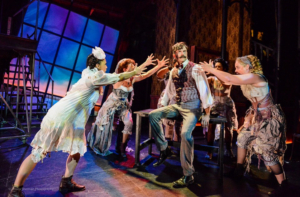 BWW Review: World Premiere Musical DEADLY Offers Victims the Chance to be Heard and Remembered