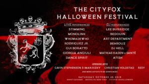 Cityfox Halloween Festival Returns on Oct. 26