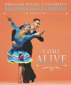 BYU Ballroom Dance Company to COME ALIVE at Casper Events Center on October 22nd