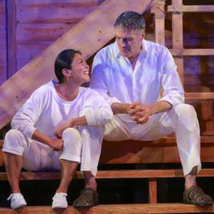 CAESAR & CLEOPATRA Celebrates Opening Night Tonight