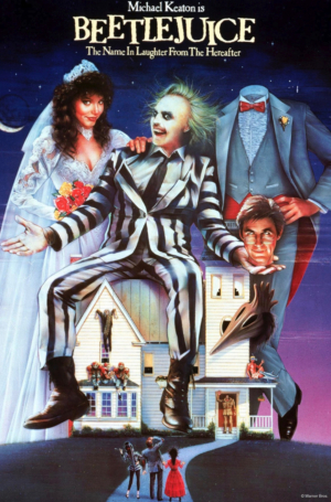 BEETLEJUICE Added To Classic Movies At The Opera House Series to Screen October 4th