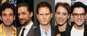 Steven Pasquale, Will Swenson, Brandon Uranowitz, Judy Kuhn & Wesley Taylor Will Star in CSC's ASSASSINS