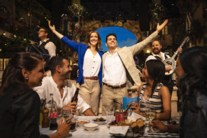 BWW Review: MAMMA MIA! THE PARTY, The O2