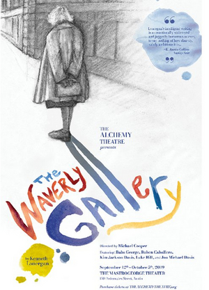 BWW Review: THE WAVERLY GALLERY at The Alchemy Theatre