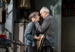Review Roundup: Jonathan Pryce & Eileen Atkins Star In THE HEIGHT OF THE STORM - See What The Critics Are Saying!