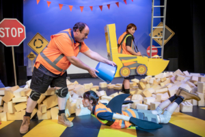 BWW Review: THE LITTLE YELLOW DIGGER at Pumphouse, Takapuna, Auckland