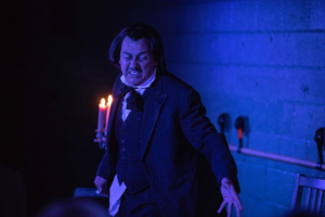 BWW Review:  Duffy Hudson Inhabits the Essence of EDGAR ALLAN POE The Master of the Macabre