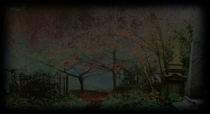 BWW Review: THE HOUND OF THE BASKERVILLES, Abney Park Cemetery