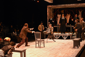 BWW Review: THE CRUCIBLE at Warehouse Theatre is Masterful and Timeless