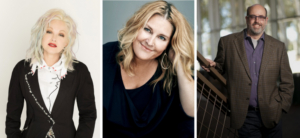 Breaking: Christopher Ashley and Bridget Carpenter Join Cyndi Lauper for Broadway-Bound WORKING GIRL Musical