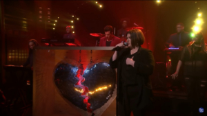 VIDEO: Marc Ronson Performed 'Don't Leave Me Lonely' on THE TONIGHT SHOW!