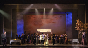 BWW Review: FIDDLER ON THE ROOF Is A Focus on Family