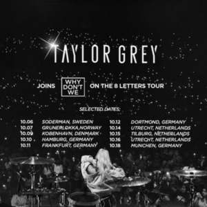 Taylor Grey to Bring 'Why Don't We' Tour to UK
