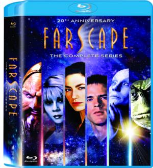 FARSCAPE Celebrates 20th Anniversary with Complete Series Blu-Ray