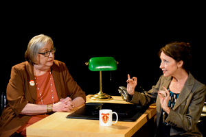 BWW Review: ADMISSIONS Highlights The Good, Bad, And Ugly Of White Liberalism