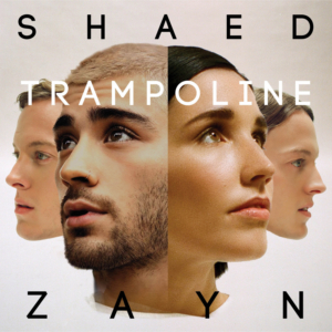 SHAED and Zayn Release 'Trampoline'