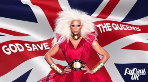 RUPAUL'S DRAG RACE UK to Premiere in the US Oct. 11