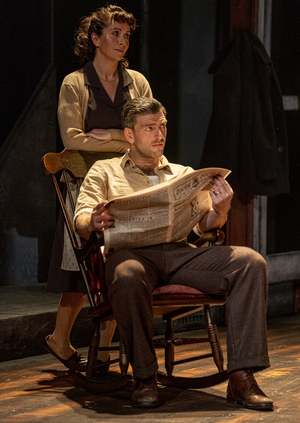 BWW Review: A VIEW FROM THE BRIDGE, York Theatre Royal