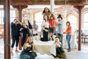 BWW Interview: Grace Molony Talks THE WATSONS at Menier Chocolate Factory