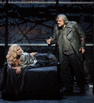 Review Roundup: What Did Critics Think of Metropolitan Opera's MACBETH