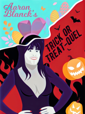 AARON BLANCK'S TRICK OR TREAT-QUEL Casts Spell on Epic